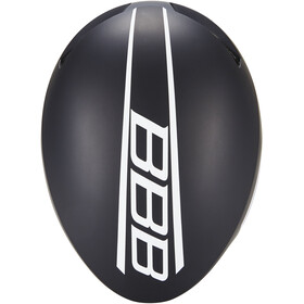 BBB Tithon BHE-08 Kask rowerowy, mat black